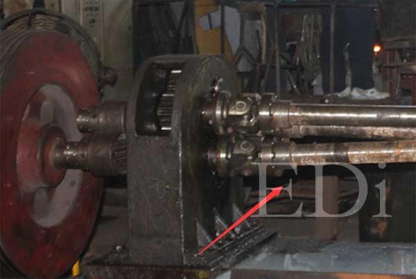 工程机械万向联轴器