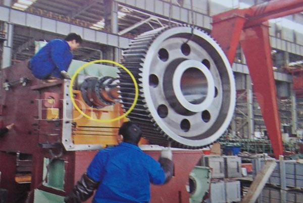冶金机械胀套